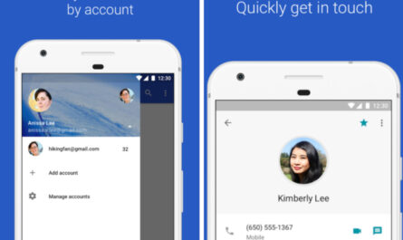 Google contacts update adds option to sync contacts stored on the phone