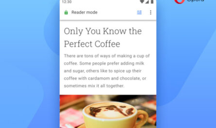 Opera for android gets its first major update in the new decade here is whats new