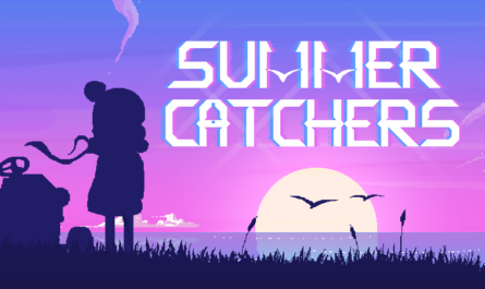 Summer Catchers Official Logo