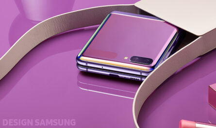 The z flip is marketed as a girly valentines day phone do you agree with samsung