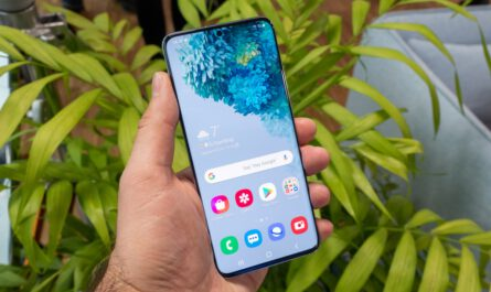 Boost mobile has samsungs galaxy s20 s10e and many other android phones on sale