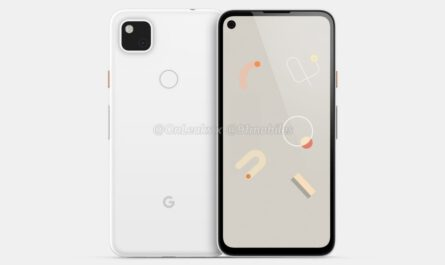 Leaked google pixel 4a hands on video leaves nothing to the imagination