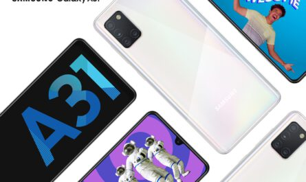 Samsung galaxy a31 arrives with 48mp quad camera huge battery amoled display
