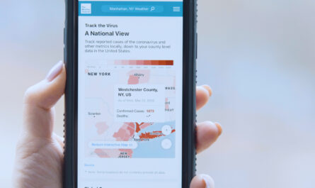 The most popular weather app now has a coronavirus tracking tool