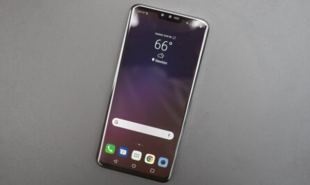 The unlocked lg v40 thinq is cheaper than ever at b h and best buy