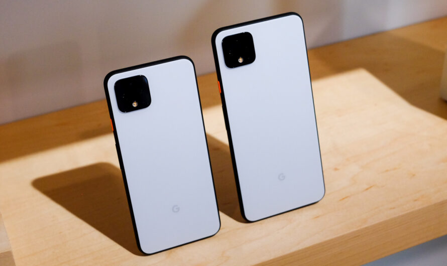 Grab a brand-new Pixel 4 or Pixel 4 XL at up to $350 off with Best Buy!