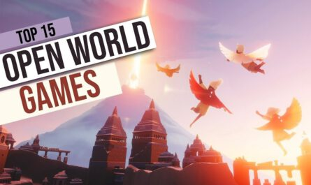 15 best open world games with great graphics for android and ios