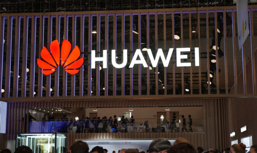 Huawei's new Petal Search app gives the middle finger to the U.S.