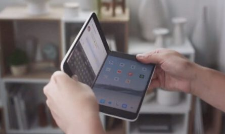 Microsoft surface duo will reportedly come with an aged chipset 6gb of ram and an 11mp camera