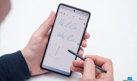 Spotlight ebay deal brings samsung galaxy note 10 lite down to a great price