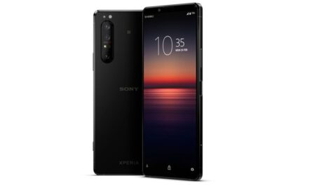 Unlocked sony xperia 1 ii with 5g support goes up for pre order in the us at an exorbitant price
