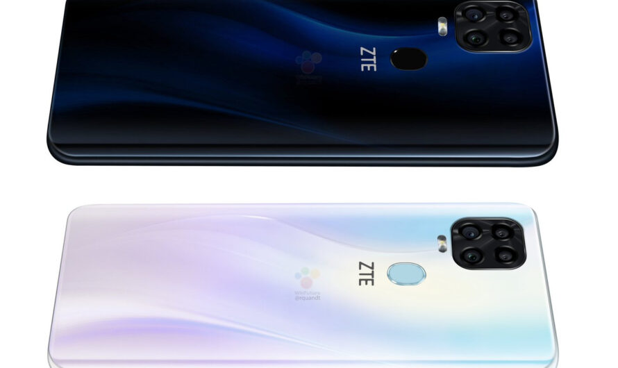 ZTE Axon 11 SE leaks out: 5G mid-range phone that might not cost much