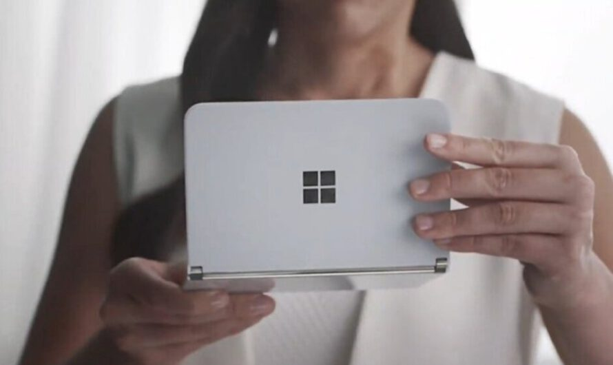 Rumored Surface Duo feature will save time when mulitasking