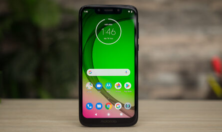 Motorola rolling out android 10 update to the moto g7 play
