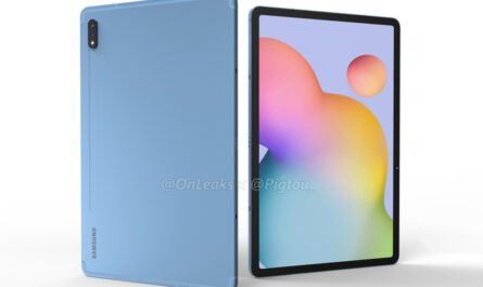 Samsung galaxy tab s7 renders show off worthy but not revolutionary ipad pro 11 rival