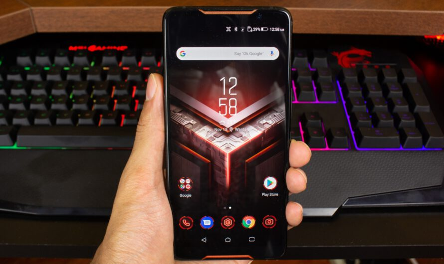 The OG Asus ROG Phone is on sale at an insane price in a 512GB storage variant (brand-new)
