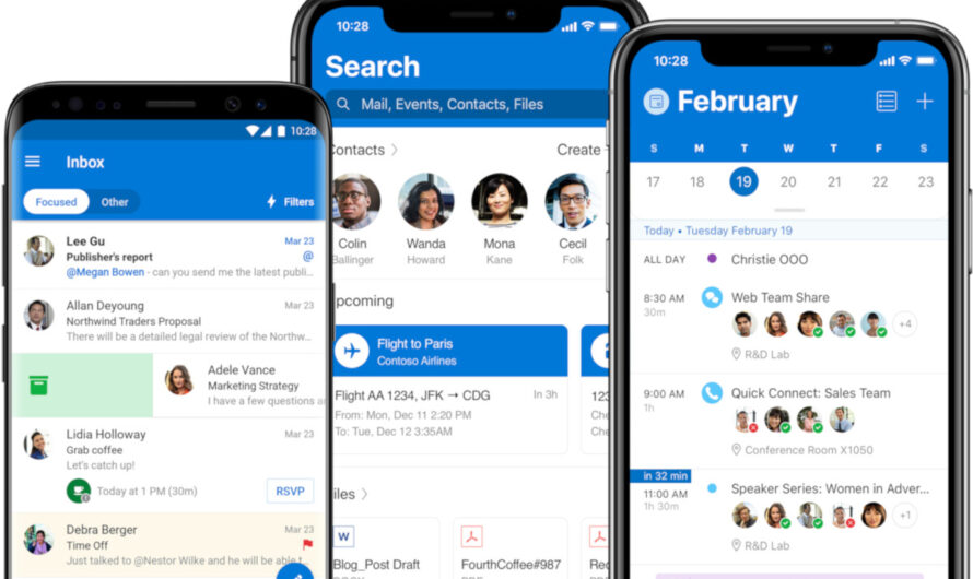 Microsoft announces new features coming to Outlook mobile