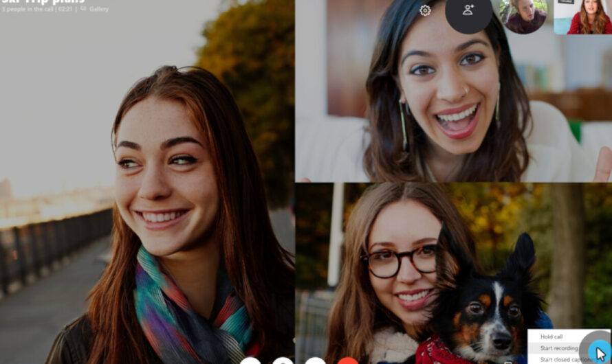 Microsoft slightly boosts Skype video call functionality