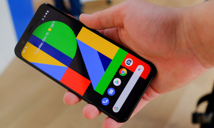 Some Pixel 4 XL units have a potentially dangerous condition