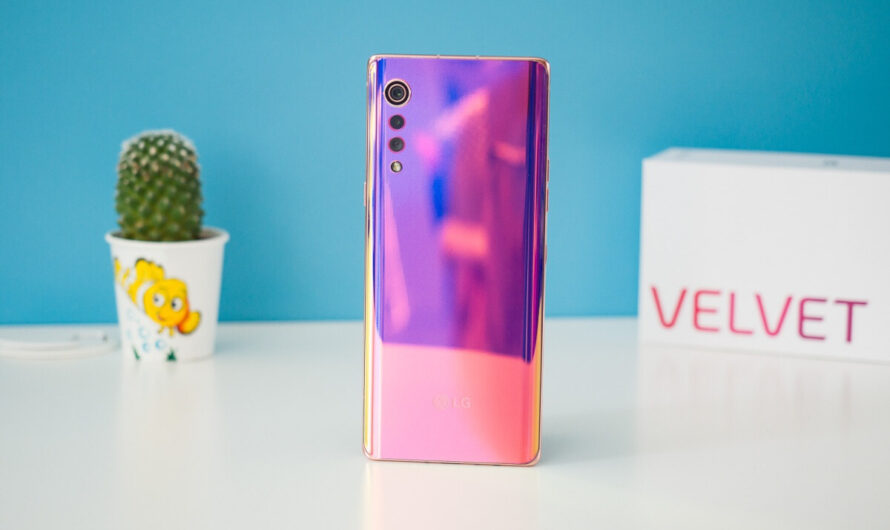 A third version of the beautiful LG Velvet is on the way with 5G speeds and a lower price