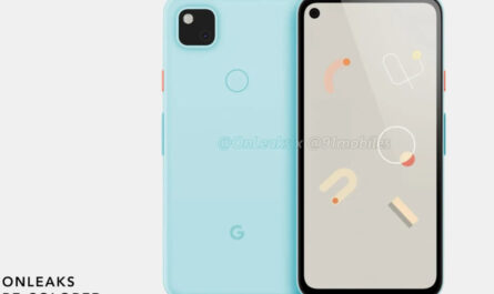 The pixel 4a was briefly mentioned on googles blog