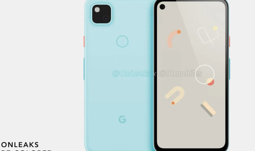 The Pixel 4a was briefly mentioned on Google's blog