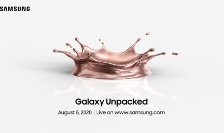 Confirmed samsung galaxy note20 to launch on august 5 530487 2