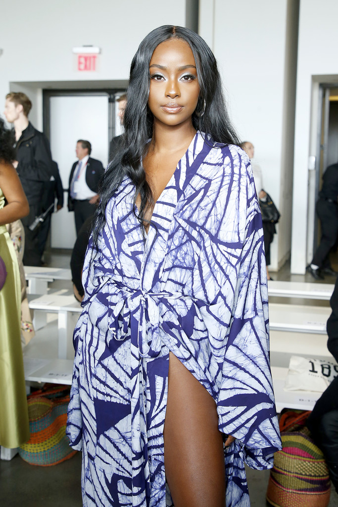 Justine skye japanese outfit