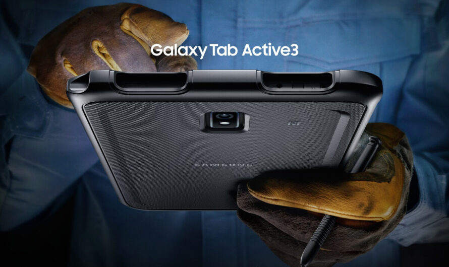 Samsung's newest mid-range tablet comes with a rugged design