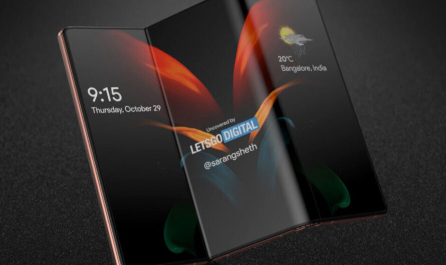 Check out these fabulous looking renders of what could be the 5G Samsung Galaxy Z Flip 3