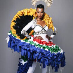 South african outfit