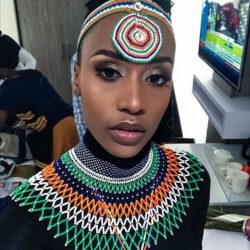 South african traditional outfit