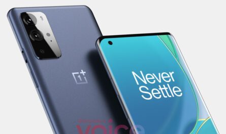 The 5g oneplus 9 pro has leaked months before its announcement