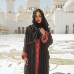 Modeling islamic clothes