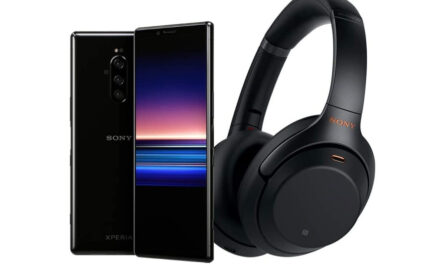 The sony xperia 1 is on sale at an amazing price with wh 1000xm3 headphones included