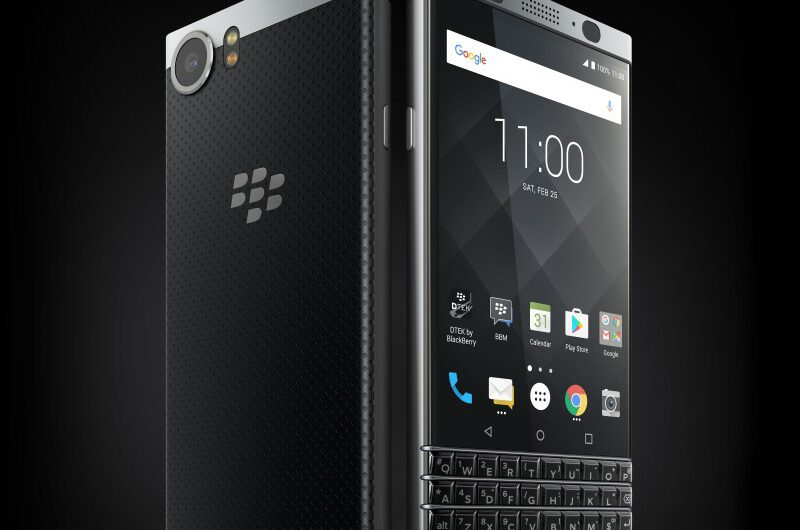 BlackBerry 5G Smartphone Reportedly on Its Way