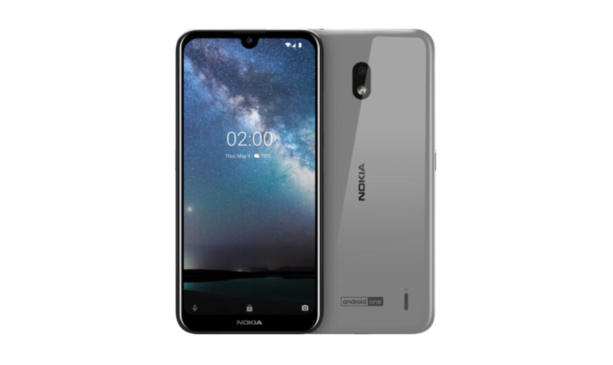 Even the two-year-old Nokia 2.2 is getting Android 11