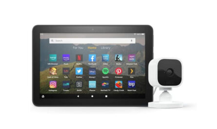 Hurry and get amazons latest fire hd 8 at a huge discount together with the blink mini