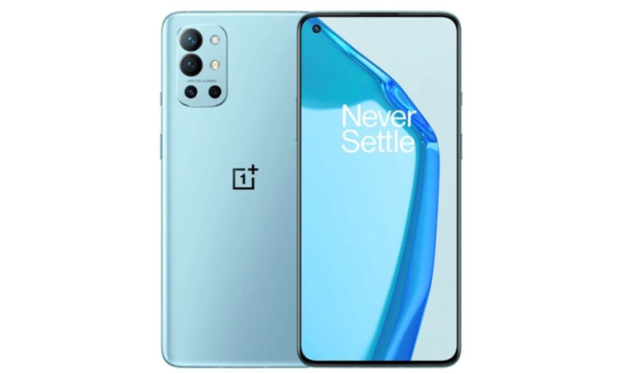 OnePlus 9R update improved charging stability, adds fixes