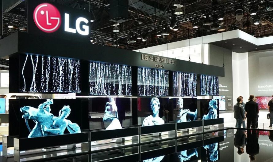 LG Officially Gives Up on Mobile Phones