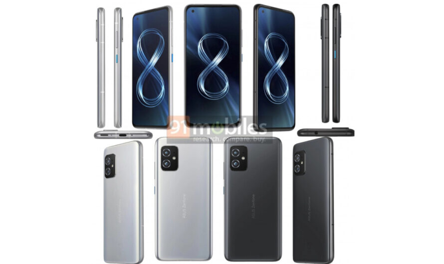 Asus Zenfone 8 Mini full specs leaked ahead of official reveal