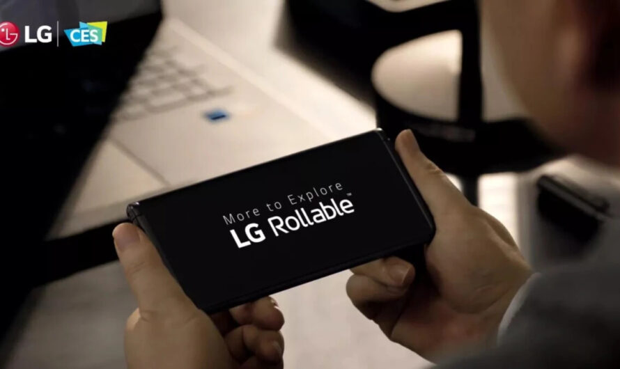 Some LG employees reportedly get a shot at the unreleased Rollable and Rainbow models