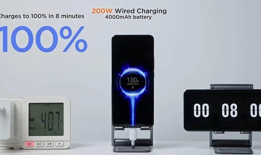 This is the major downside to Xiaomi's 200W fast charging system