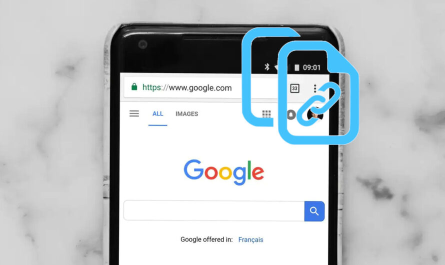 Android 12 Beta 3 reveals new URL sharing feature