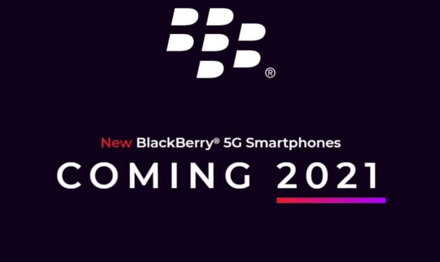 The first 5G BlackBerry smartphone moves another tiny step closer to release